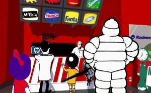 دانلود دوبله فارسی انیمیشن Logorama 2009 | تاپ 2 دانلود