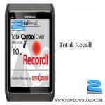 دانلود برنامه Killer Mobile Total Recall v 5.5.2 برای سیمبین