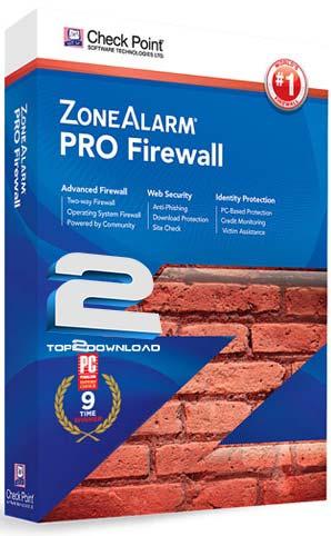 ZoneAlarm Pro Firewall 12.0.104.000 | تاپ 2 دانلود