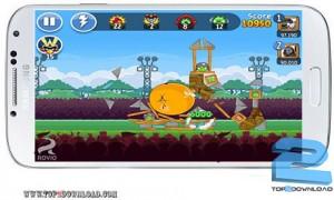Angry Birds Friends v 1.4.0 | تاپ 2 دانلود