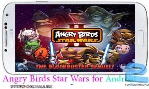 Angry Birds Star Wars 2 | تاپ 2 دانلود