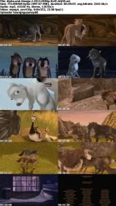 Alpha and Omega 2 A Howl-iday Adventure 2013 | تاپ 2 دانلود