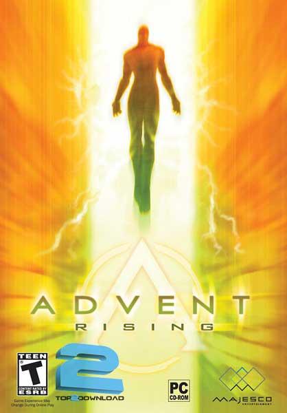 Advent Rising | تاپ 2 دانلود