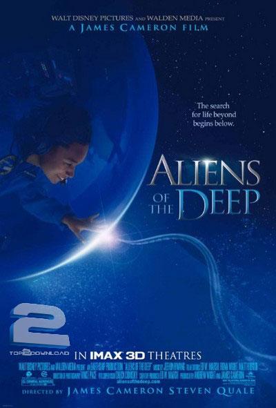 Aliens of the Deep | تاپ 2 دانلود