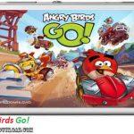 دانلود بازی Angry Birds Go v1.0.1 برای اندروید