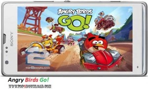 Angry Birds Go v1.0.1 | تاپ 2 دانلود
