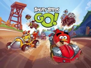 دانلود بازی Angry Birds Go v1.0.0 برای iOS | تاپ 2 دانلود