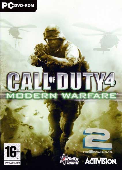 Call Of Duty 4 Modern Warfare | تاپ 2 دانلود
