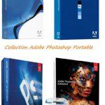 دانلود مجموعه فتوشاپ قابل حمل Adobe Photoshop CS3/CS4/CS5/CS6 Portable