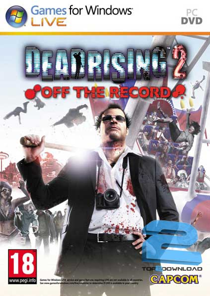 Dead Rising 2 Off the Record | تاپ 2 دانلود