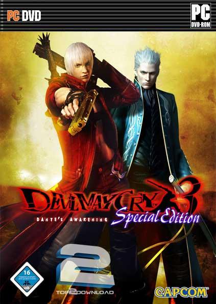 Devil May Cry 3 Special Edition | تاپ 2 دانلود