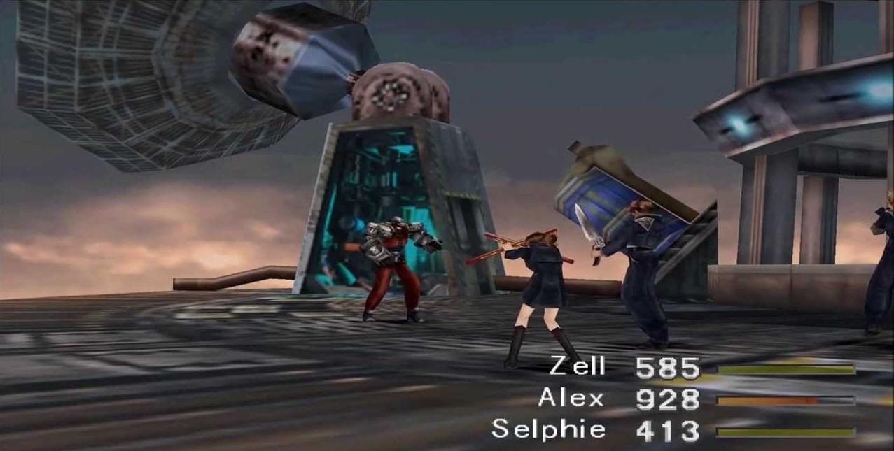 Final Fantasy Viii Steam Final Fantasy Viii Steam