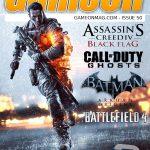 دانلود مجله GameOn شماره December 2013