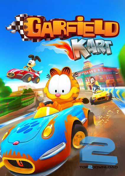 Garfield Kart | تاپ 2 دانلود