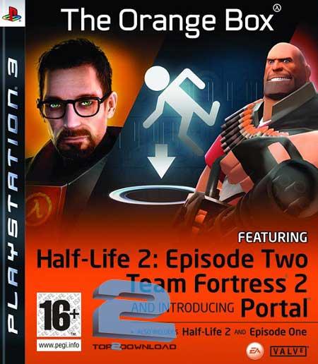 Half Life 2 The Orange Box | تاپ 2 دانلود