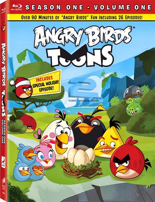 Angry Birds Toons | تاپ 2 دانلود