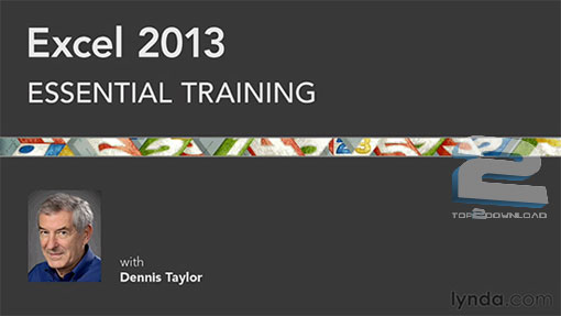 Lynda Excel 2013 Essential Training | تاپ 2 دانلود
