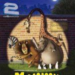 دانلود دوبله فارسی انیمیشن Madagascar 2005