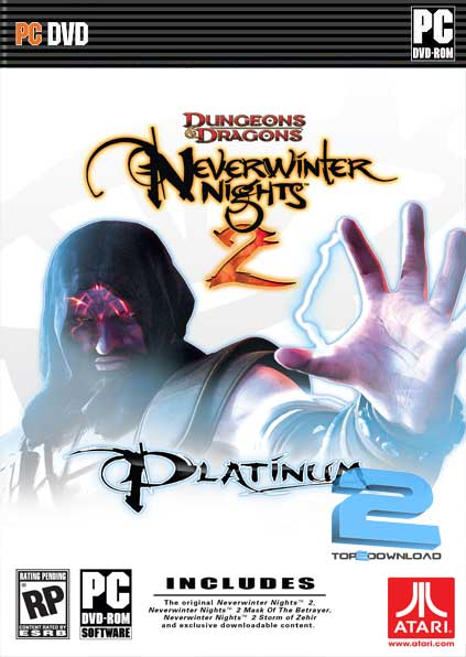 Neverwinter Nights 2 Platinum Edition | تاپ 2 دانلود