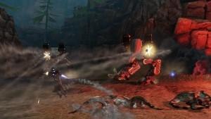 دانلود بازی ORION Dino Horde برای PC | تاپ 2 دانلود