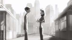 دانلود انیمیشن کوتاه Paperman   تاپ 2 دانلود