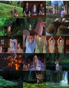 دانلود انیمیشن Princess Mononoke 1997   تاپ 2 دانلود