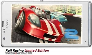 Rail Racing Limited Edition v0.9.1  | تاپ 2 دانلود