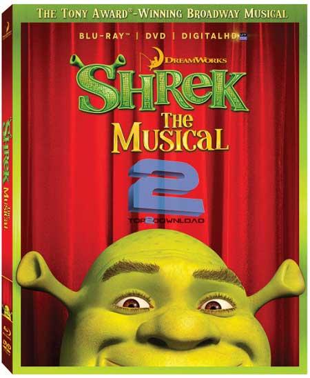 Shrek The Musical 2013 | تاپ 2 دانلود