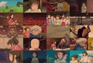دانلود انیمیشن Spirited Away 2001 با کیفیت HD 1080p   تاپ 2 دانلود