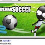 دانلود بازی Stickman soccer v1.1 برای اندروید