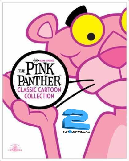 دانلود انیمیشن سریالی پلنگ صورتی The Pink Panther | تاپ 2 دانلود