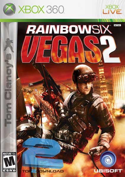 Tom Clancys Rainbow Six Vegas 2 | تاپ 2 دانلود