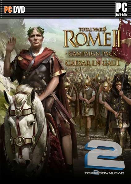 Total War ROME II Caesar in Gaul | تاپ 2 دانلود