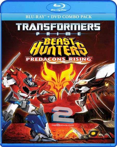 Transformers Prime Predacon Rising 2013 | تاپ 2 دانلود