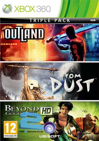 Ubisoft Triple Pack   تاپ 2 دانلود