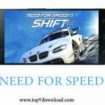 دانلود بازی NEED FOR SPEES Shift v2.0.8 برای اندروید