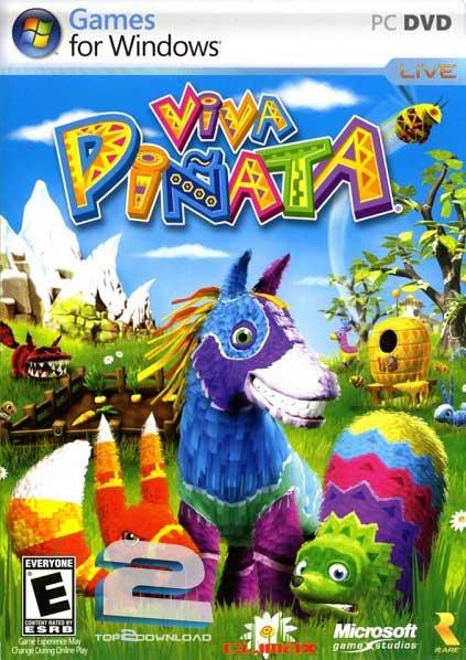 Viva Pinata | تاپ 2 دانلود
