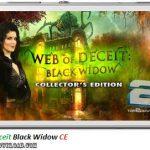 دانلود بازی Web of Deceit Black Widow CE v1.0.0 برای اندروید