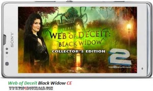 Web of Deceit Black Widow CE v1.0.0 | تاپ 2 دانلود