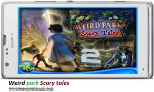 Weird park Scary tales v1.0 | تاپ 2 دانلود