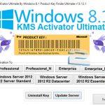 دانلود فعال ساز ویندوز 8.1 Windows 8.1 KMS Activator Ultimate 1.4