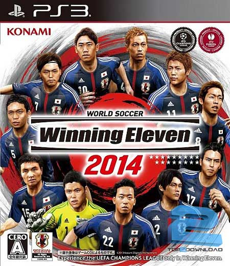 World Soccer Winning Eleven 2014 | تاپ 2 دانلود