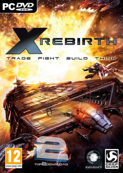 نتیجه تصویری برای دانلود بازی X Rebirth Home of Light برای PC