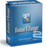 دانلود نرم افزار مدیریت ویندوز ۸ Windows 8 Manager 2.0.1 Final