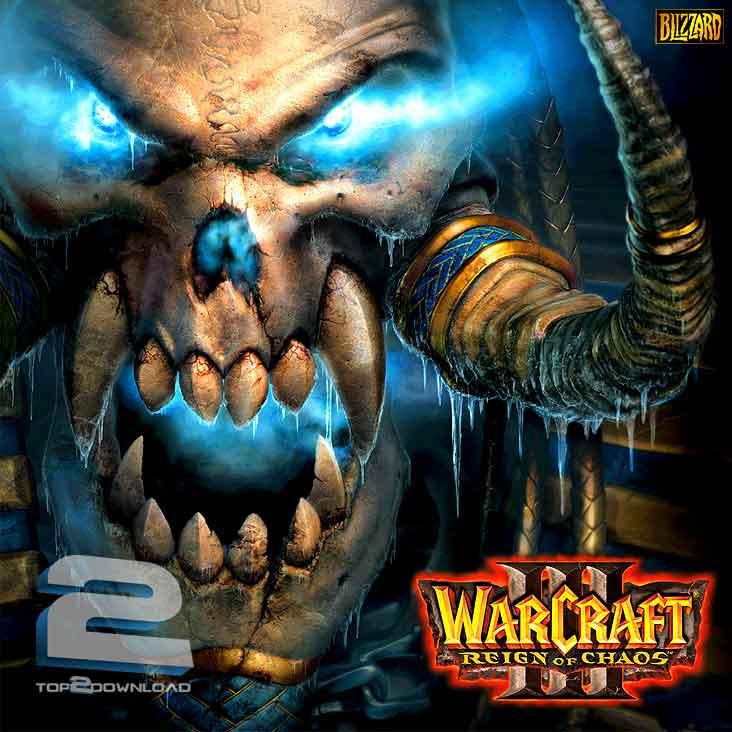 دانلود دوبله فارسی بازی Warcraft III The Frozen Throne | تاپ 2 دانلود