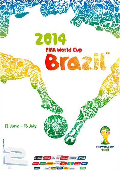 Fifa World Cup 2014 Final Draw | تاپ 2 دانلود