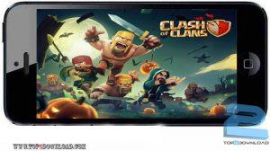 Clash of Clans | تاپ 2 دانلود