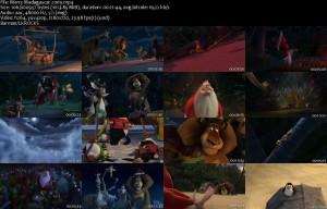 دانلود دوبله فارسی انیمیشن Merry Madagascar | تاپ 2 دانلود