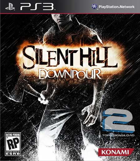 Silent Hill Downpour | تاپ 2 دانلود