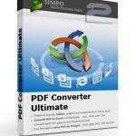 دانلود نرم افزار تغییر فرمت PDF Simpo PDF Converter Ultimate 1.5.2.0